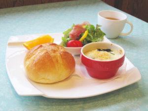 Mini gratin plate
